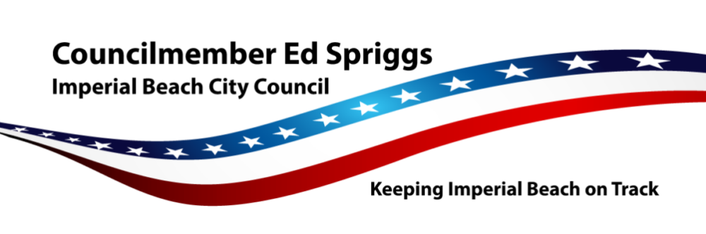 Councilmember Ed Spriggs Logo