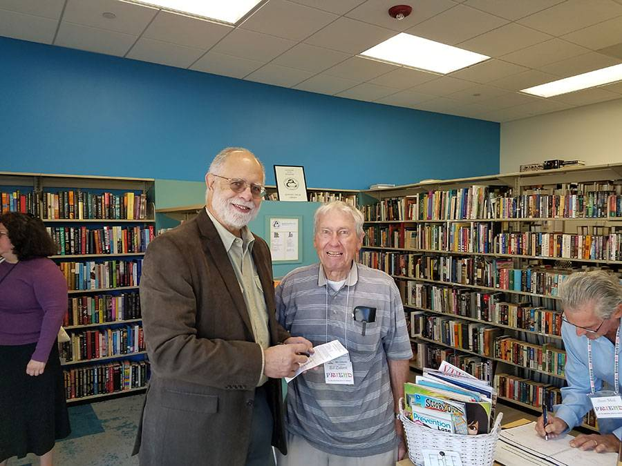 Ed Spriggs Imperial Beach Library
